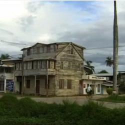 Vakantie Nieuw-Nickerie
