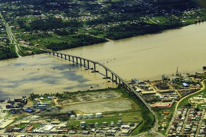 Vakantie Alkmaar Suriname