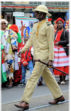 De veelzijdigheid van Suriname