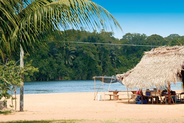 Kom tot rust in Suriname!