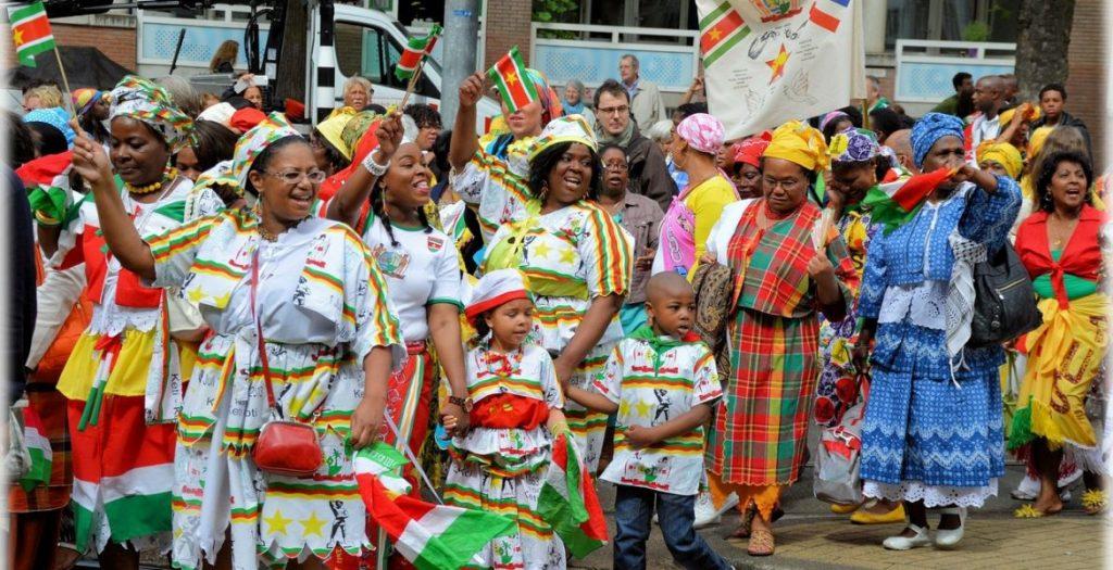 De Surinaamse cultuur