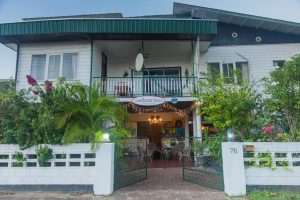 hotels in suriname