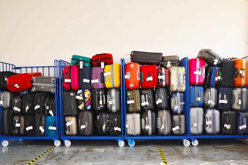 Handbagage en ruimbagage naar Suriname